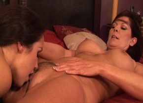 best pornstars lola foxx and magdalene st. michaels in amazing brunette, blowjob sex movie