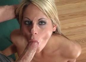 exotic pornstars courtney simpson and katja kassin in horny swallow, blonde xxx movie