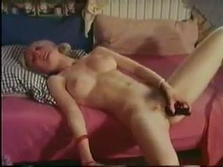blond masterbates with hard bodies