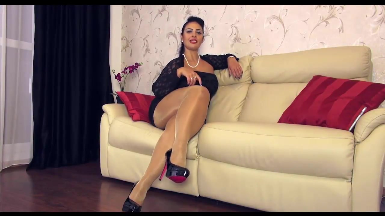 Video 239442704: skirt black pantyhose, black pantyhose boots, milf hd