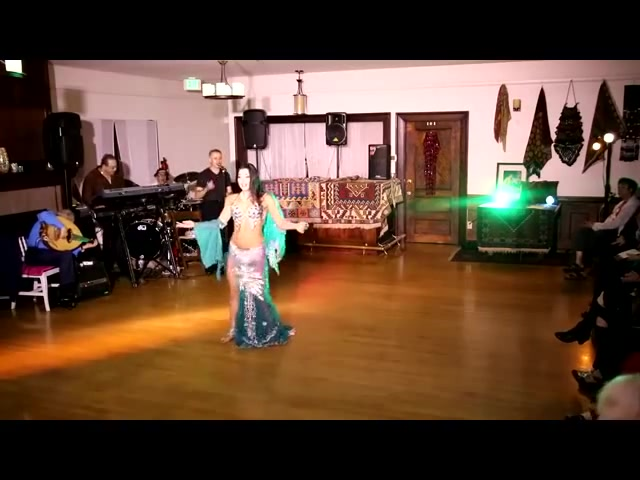 went kushnir sexy belly dancing part 193