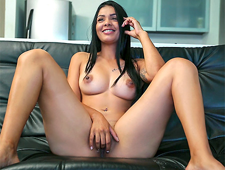 Camila Jones in Fresh Colombian Meat - BangBros