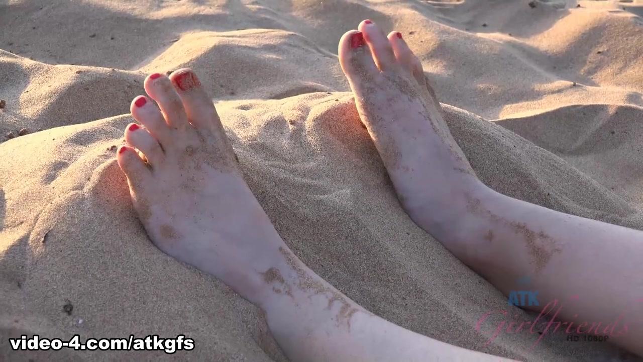 Peyton Coast in Virtual Vacation Movie - ATKGirlfriends