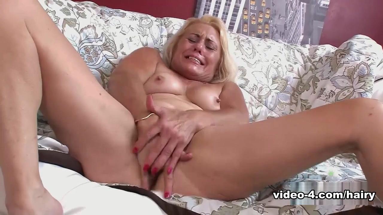 Cristine Ruby in Masturbation Movie - ATKHairy