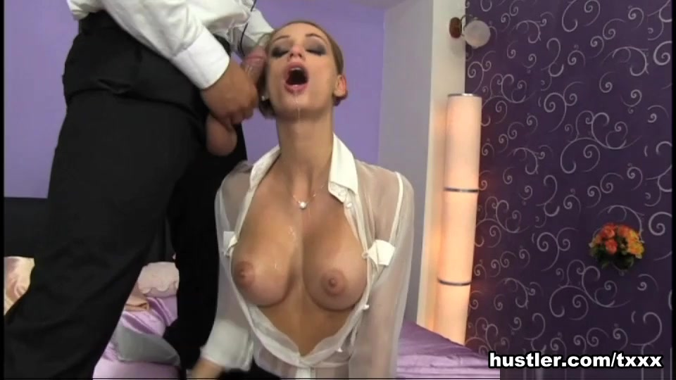 erica fontes in oral offense # 1 - hustler