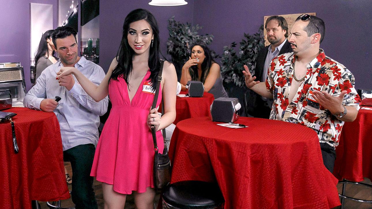 aria alexander & charles dera in speed dating - digitalplayground