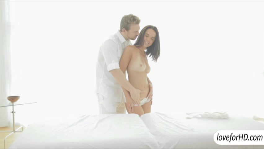Damn hot babe Dillion Harper erotic sex