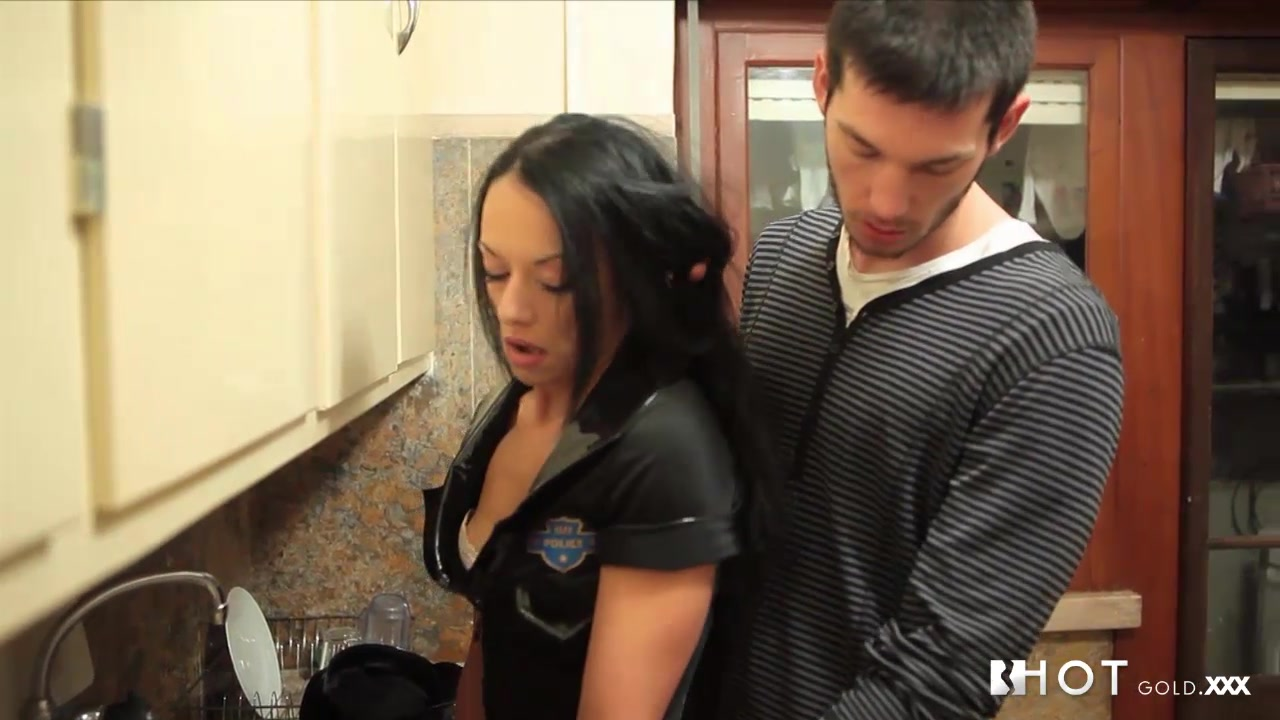 HotGold Video: Fucking On Duty