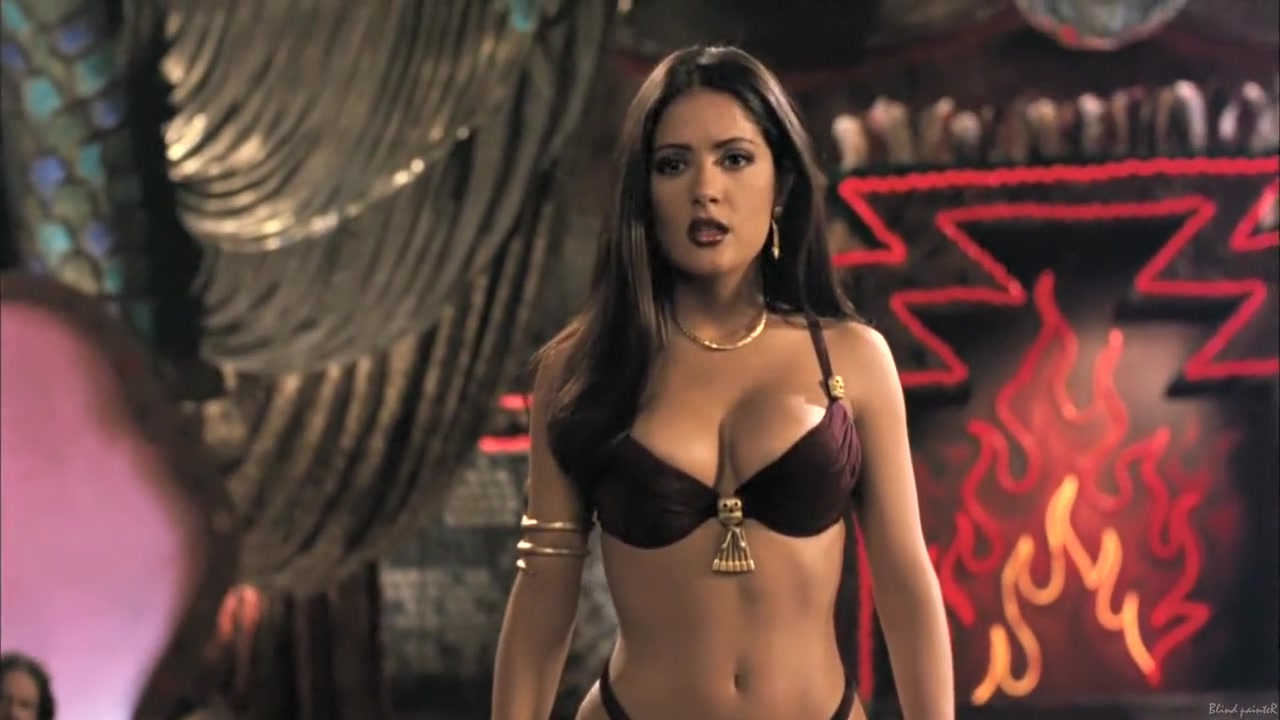 from dusk to dawn (1996) salma hayek and others