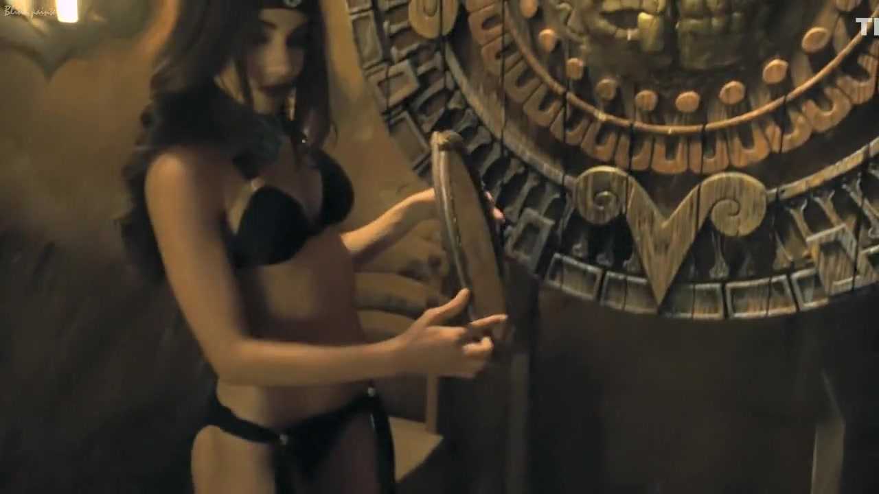 from dusk to dawn s01e06 (2014) eiza gonzalez, other strippers