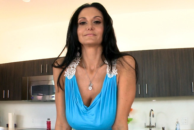 AvaAddams Is Back For Hardcore Anal Sex