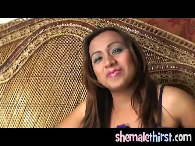 amazing hot tgirl bareback