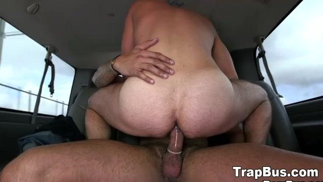 Hot gay bear rides straighty bear