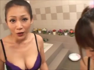 Japanese Mom &not her daughter Spa Services (part 2)