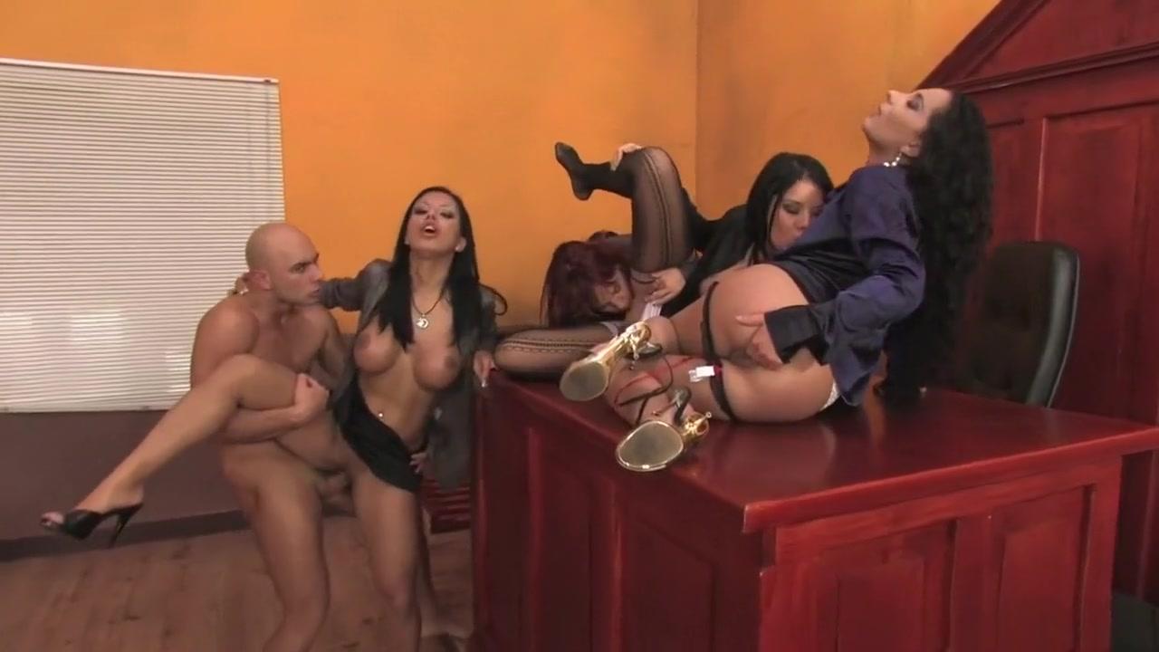 incredible pornstars yoha galvez, kyra black and nina moonlight in horny brunette, redhead adult clip
