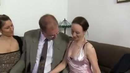 Three Couples of Mature Swingers