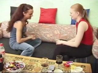 Jane og Amanda