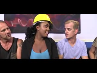 White Boy Heaven 442. Ebony XXX Video