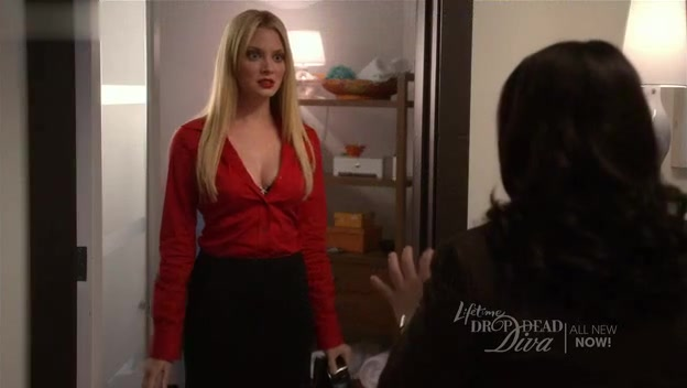 April Bowlby,Lina Esco in Drop Dead Diva[TV] (2009)