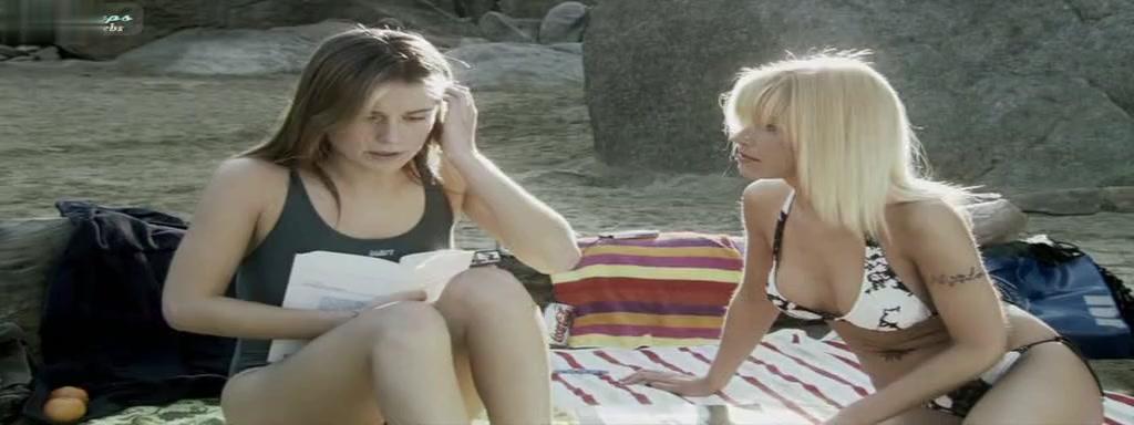 Charlotte Salt,Pilar Soto in Beneath Still Waters (2005)