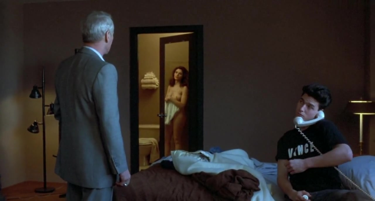 Mary Elizabeth Mastrantonio in The Color Of Money (1986)