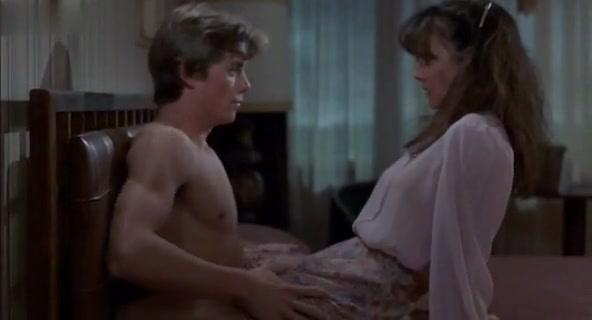 Lesley Ann Warren,Sandra Beall in A Night In Heaven (1983)