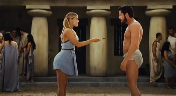 Carmen Electra in Meet The Spartans (2008)
