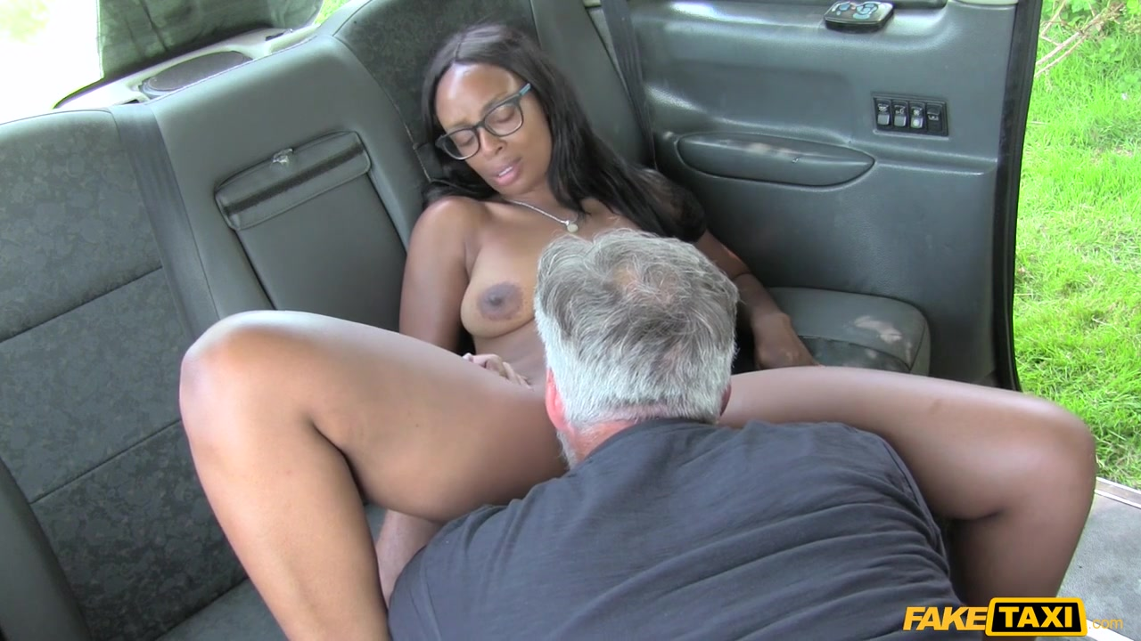lilien karol and thomas hyka in thick dick stretches shaved pussy - faketaxi
