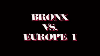 Bronx vs Europa