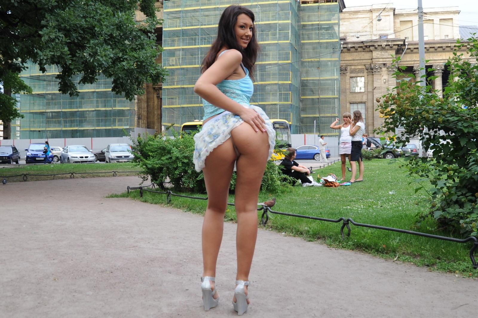 Кремпай на улице