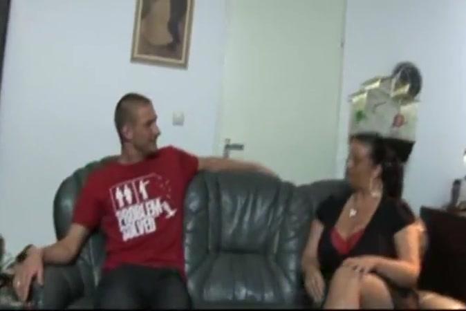 german milf with massive tits fucks deutsch guy