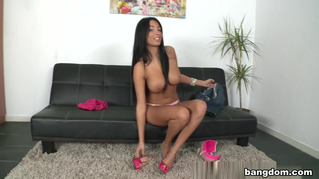 anissa kate latina with big natural tits gets fucked ...