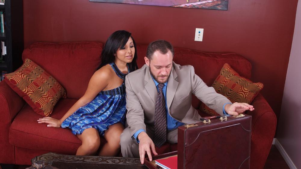 Kim Kennedy & Alec Knight in Latin Adultery