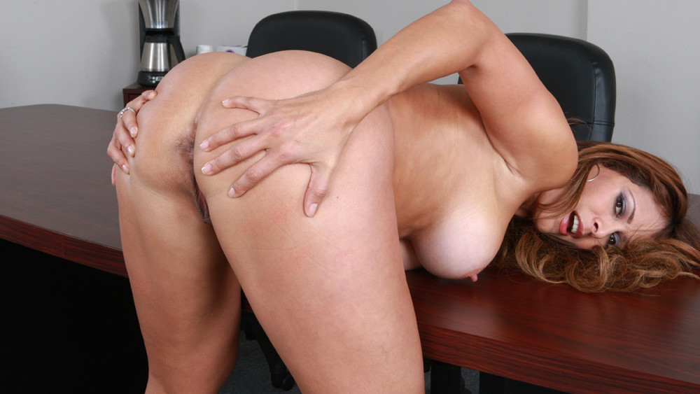 monique fuentes & rocco reed in the office naughty