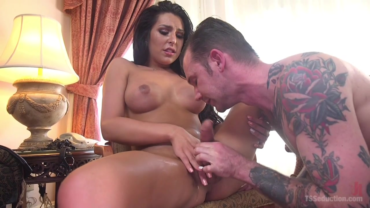chanel santini and will ravage in the magnificent chanel santini will make the fantasy of havoc come true - tsseduction