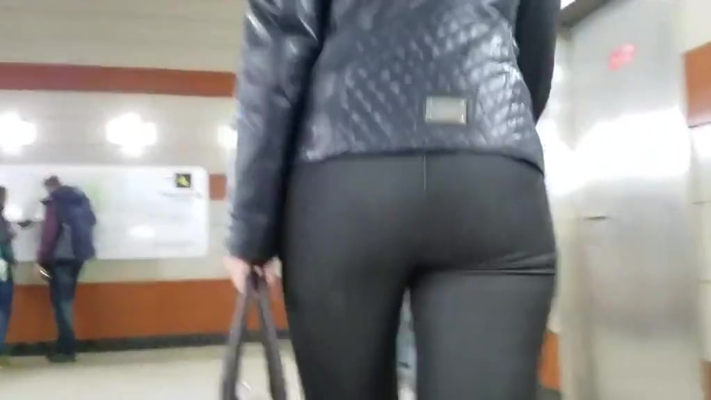 beautiful blonde with small round ass