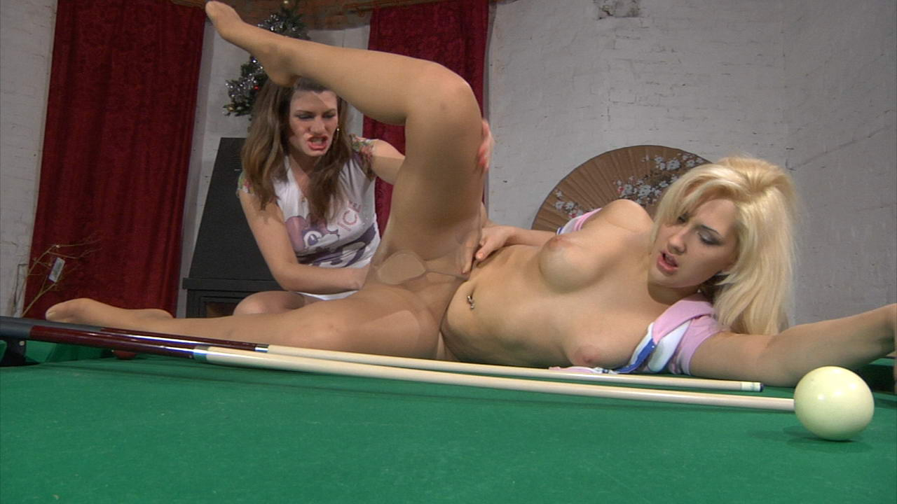 Pantyhose1 Movie: Flossie and Gertie