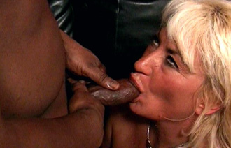 Dana Hayes in Grannies who suck black 2 s 5