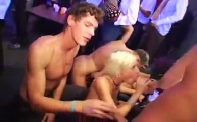 Bi sex orgy