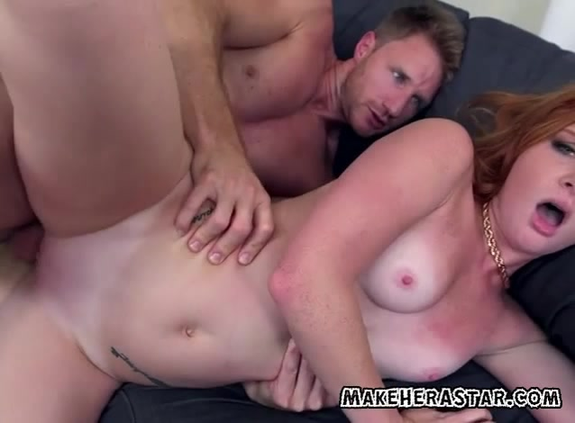 Alex Tanner Gets To Fuck The Big Boss In The Office