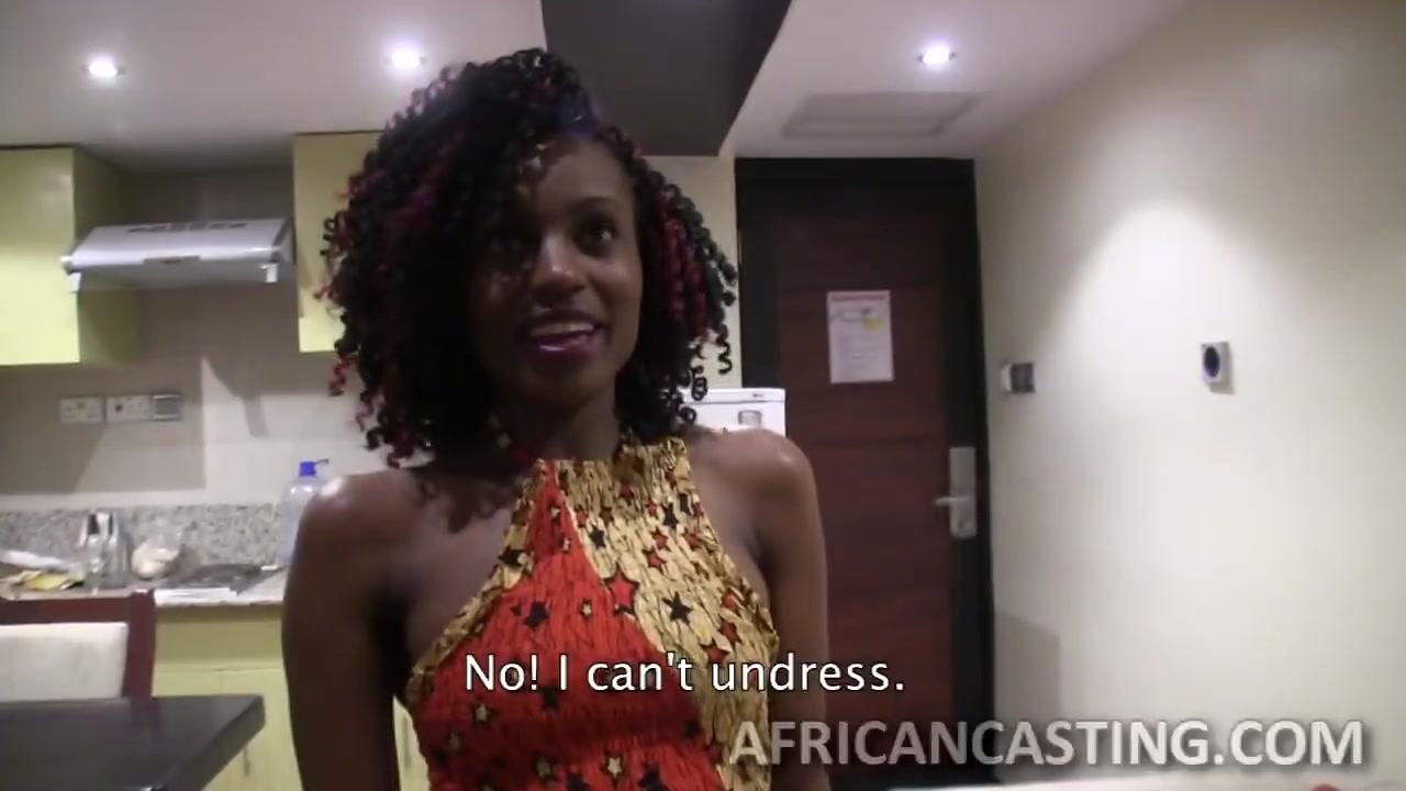 Adorable Ebony Beauty Suck Like A Pro