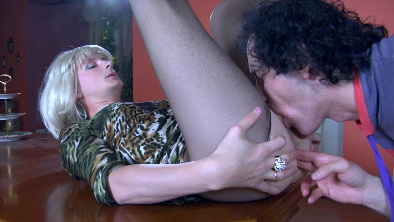 GaySissies Video: Herman A and Eddie