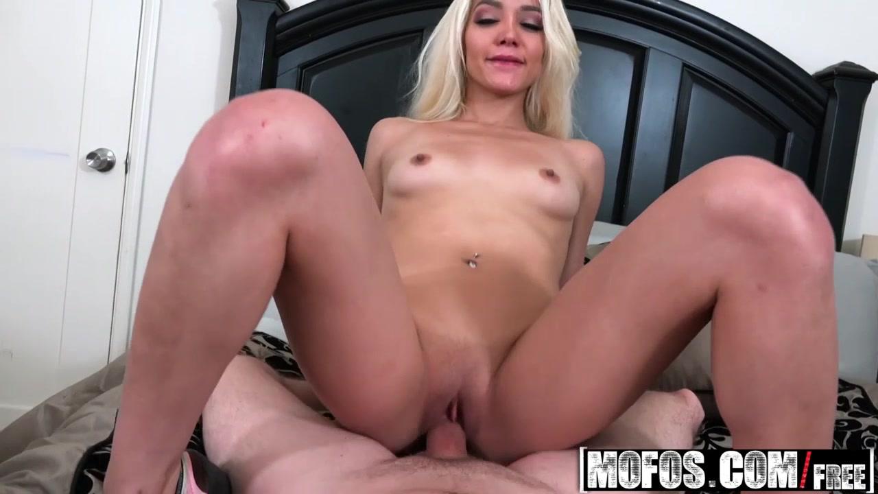 Mofos - Mofos B Sides - Elizabeth Jolie Tony Rubino - Big Dick For Blonde Latina