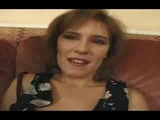 Vintage video featuring DP sex scene