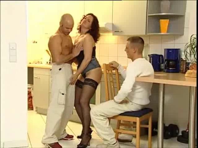 Порно немецкие домработницы