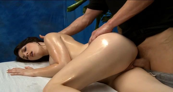 В део массаж и пот м секс
