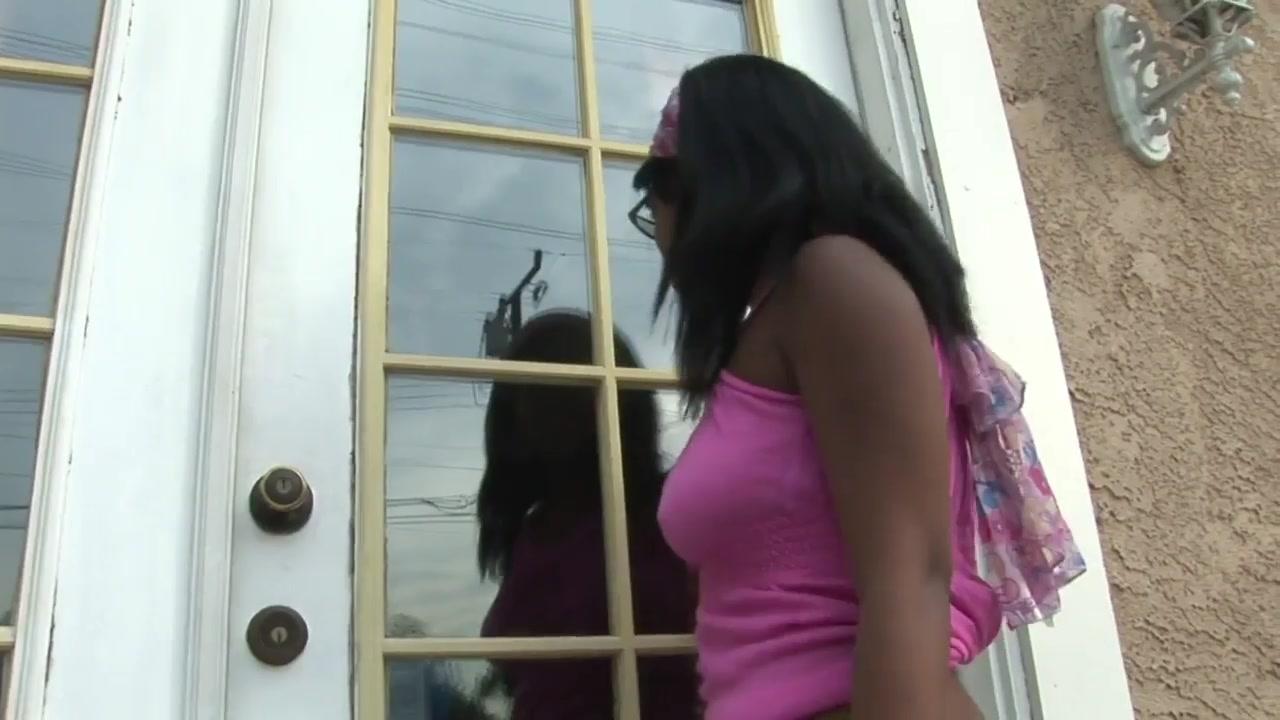 Black girl Amber Fucks BBC