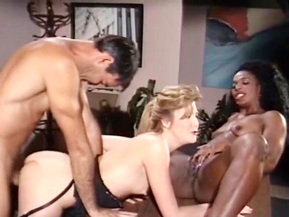Sexy, vintage anal creampie