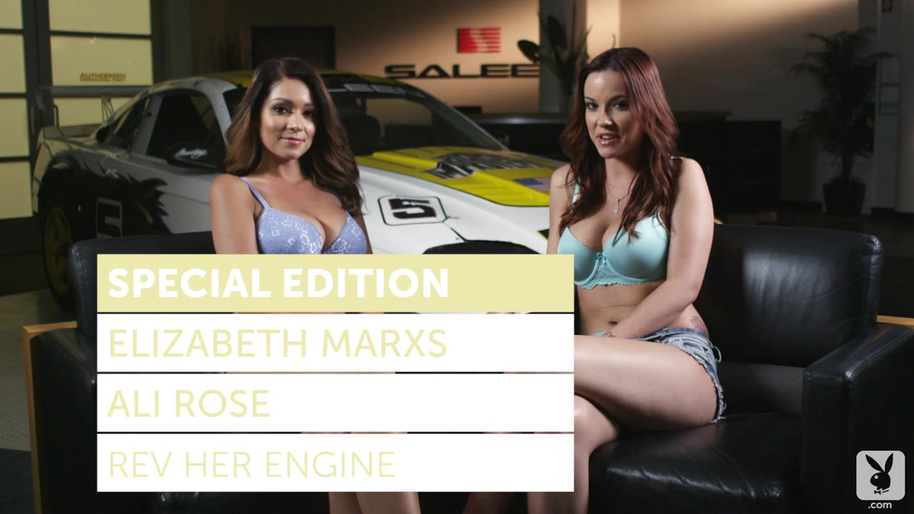 Rev Her Engine with Elizabeth Marxs & Ali Rose