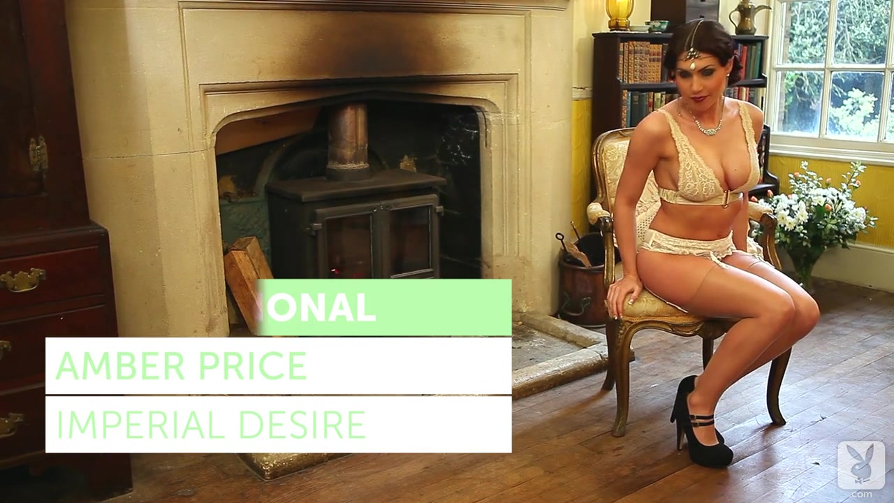 Imperial Desire with Amber Price
